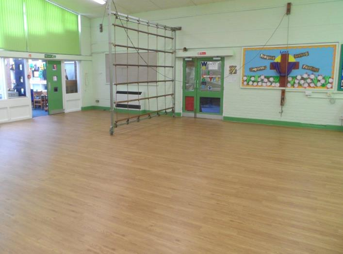 St Christopher's Primary School in Ashton-under-Lyne, Lancs01.jpg